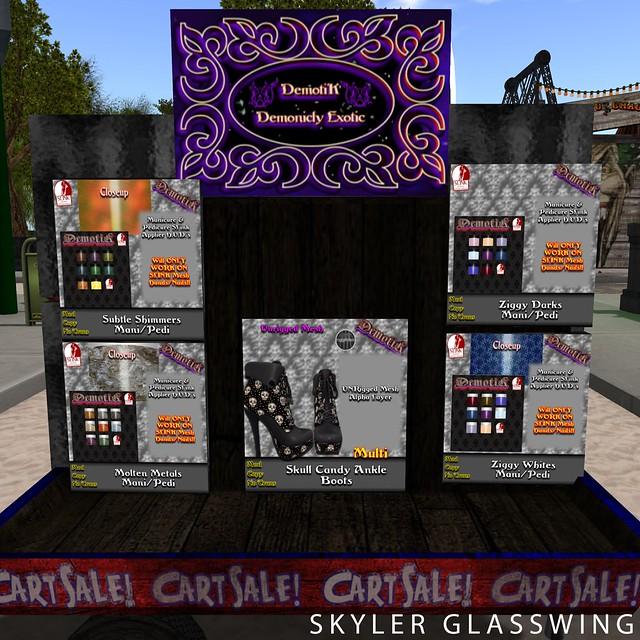 cart sale - demotik_004