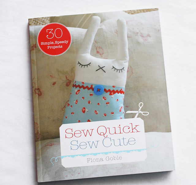 Sew Quick Sew Cute book review