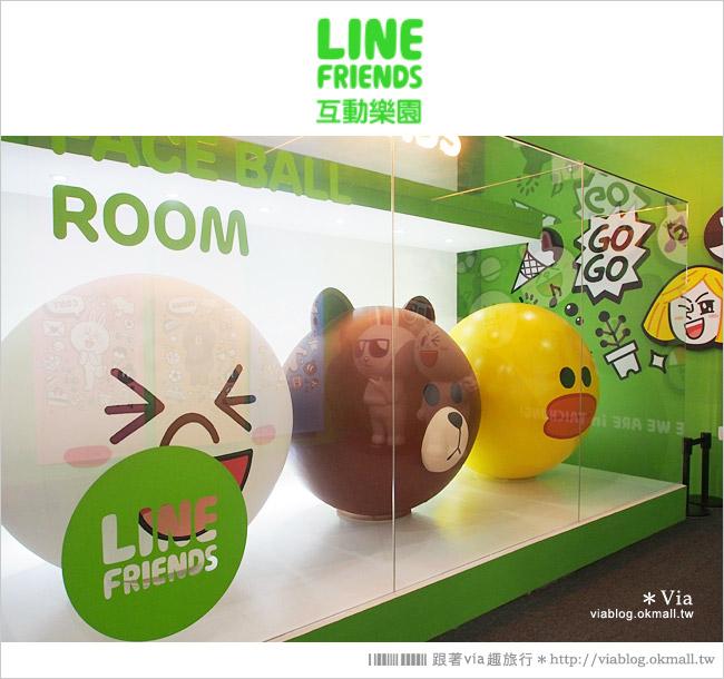 【台中line展2014】LINE台中展開幕囉!趕快來去LINE FRIENDS互動樂園玩耍去!(圖爆多)61