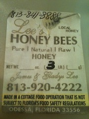 Lee's Honey Bees Odessa Florida