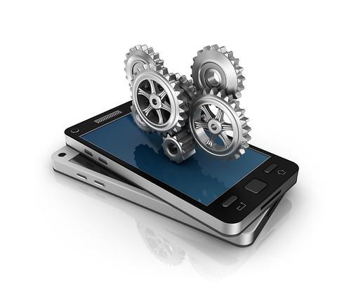 Mobile Application Development: A High-Tech Approach of The Technical World!!