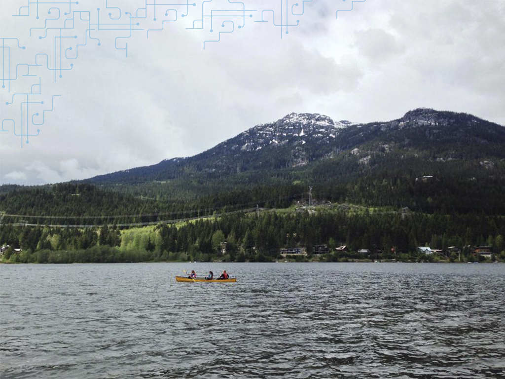 Lost Lake em Whistler