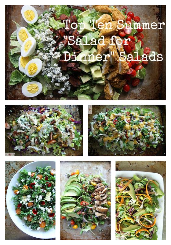 Top 10 Summer Salads