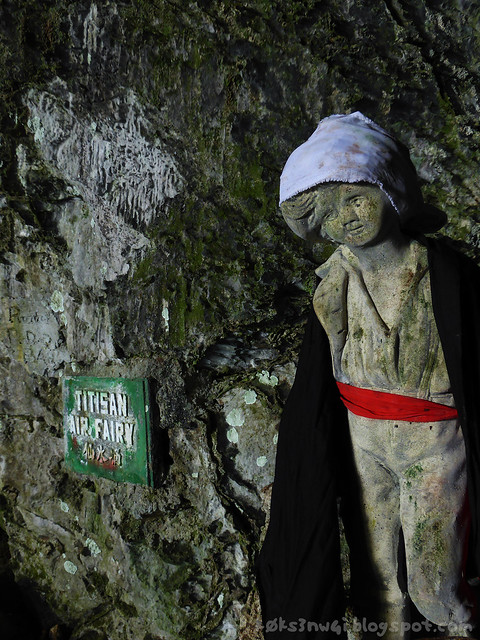 Fairy Cave 16 Weeping Angel