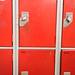 12 door personal locker