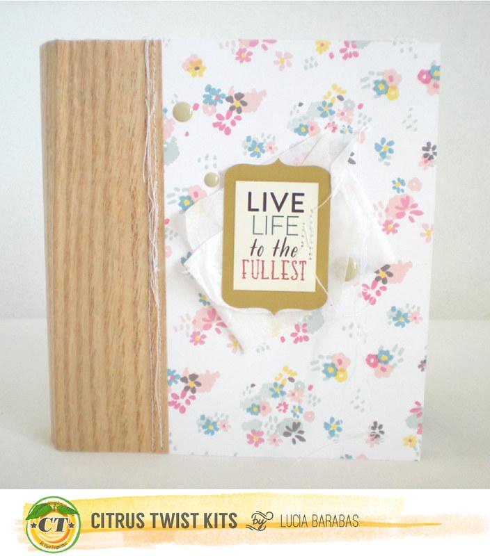 live-life-minibook