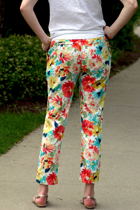belcarra and floral pants 3