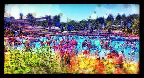 summer pool swimming bubbles hdr iphone 3xp iphone4