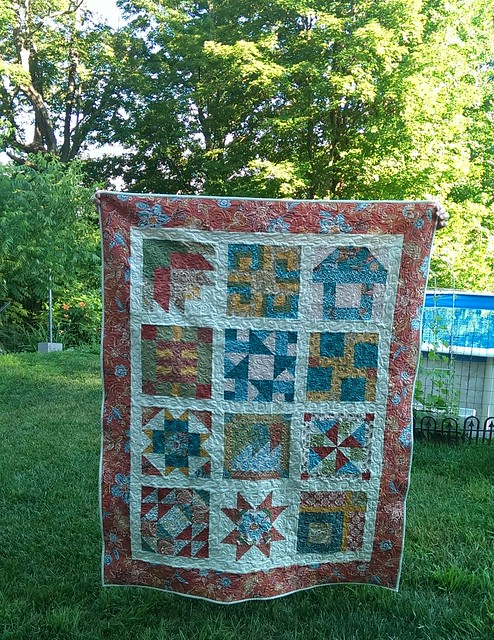 Layer Cake Quilt Along : Flickr: The Layer Cake Quilt Along Pool