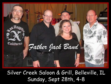 Father Jack Band 9-28-14
