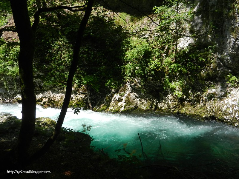 Радовна -живописная река