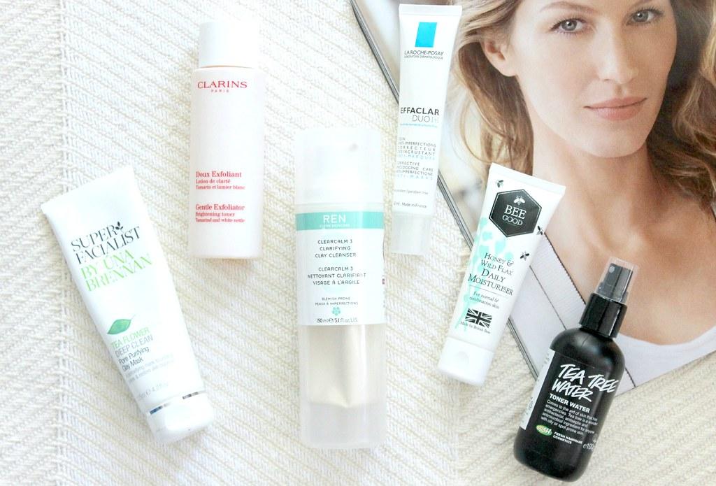 Tackling Blemish Prone Skin