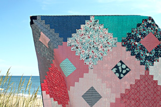 Friendship Diamond Quilt