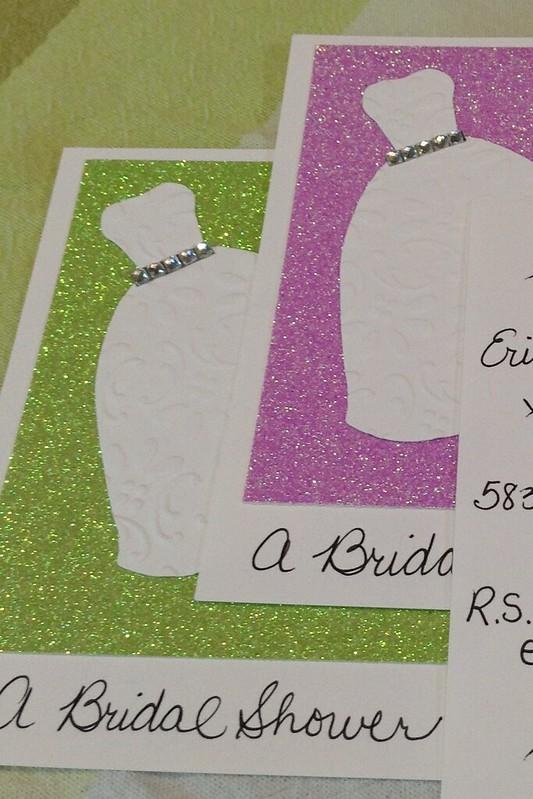 sparkle bridal shower 2