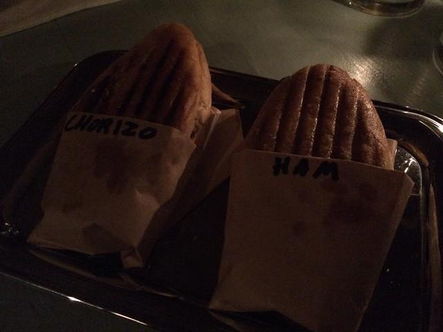 Bocadillo sandwiches - Pepe Le Moko