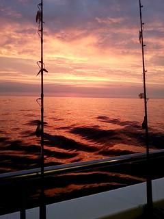 A fisherman's view.