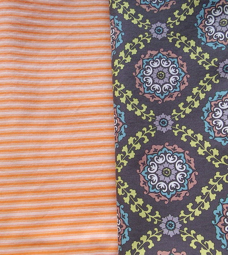 Road Trip Fabric!