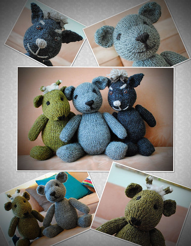 The Bears Collage Lomo