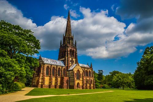 building church buildings landscape landscapes nikon churches nationaltrust lightroom countrypark clumberpark d3200
