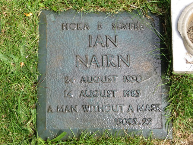 Ian Nairn