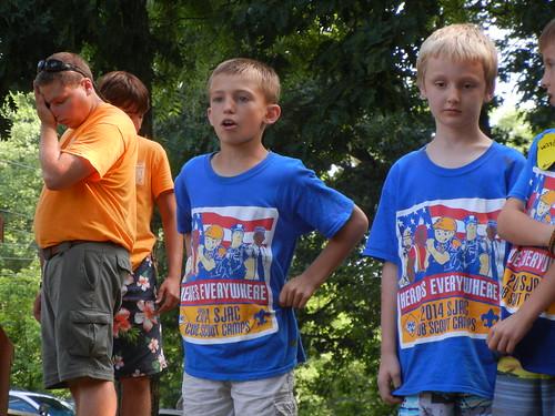June 27 2014 Cub Scout Day Camp (7)