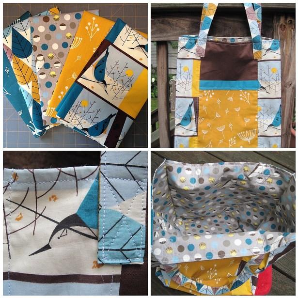 Charley Harper & Jane Market Bag