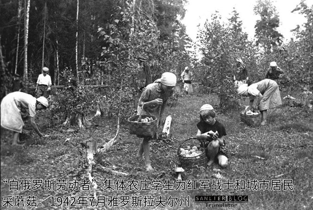 伟大卫国战争中的儿童16