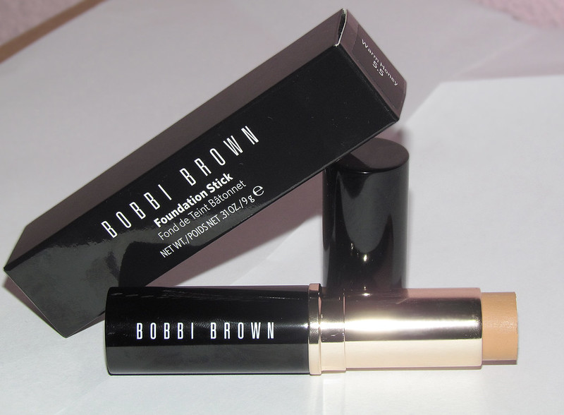 bobbi brown, review, foundation stick, beauty, blog, blogger, warm honey, 5.5, before, after, foundation, best, opinion