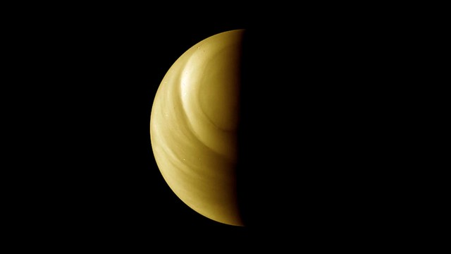 Facts about outer space: Venus