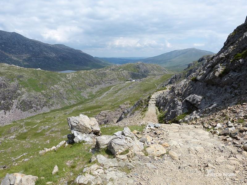 P1070869 - Climbing Snowdon