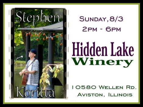Stephen Koritta 8-3-14