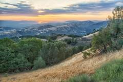 Mt Hamilton Sunset