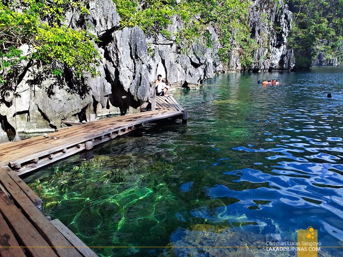 Kayangan Lake at Coron Island