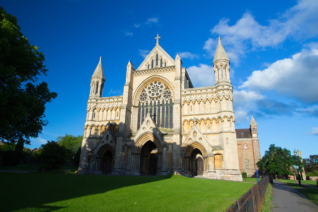 St Albans Catherdral 2