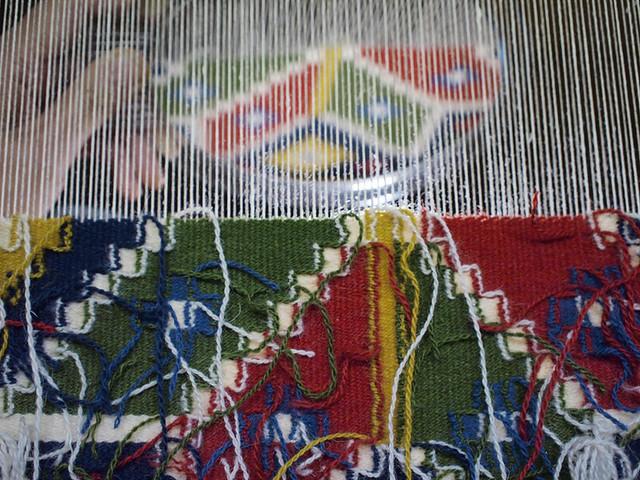 rölakan weaving