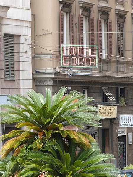 hôtel doria