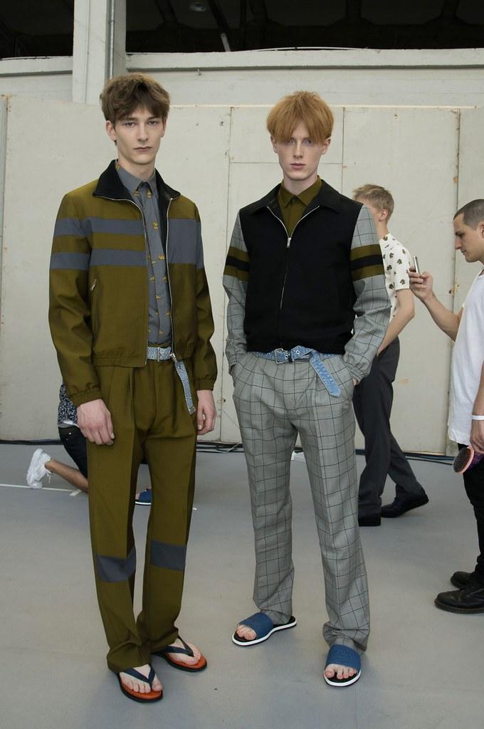 SS15 Paris Krisvanassche217_Dominik Hahn, Linus Wordemann(fashionising.com)