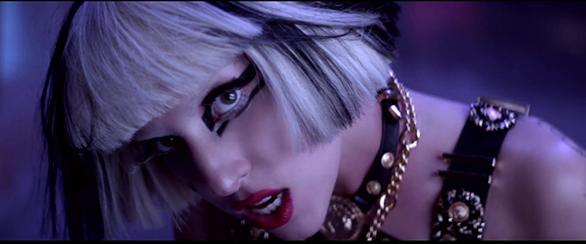 Gaga Edge of Glory