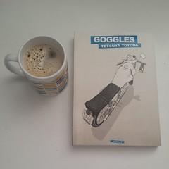 Goggles de Tetsuya Toyoda