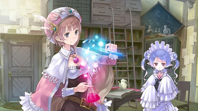 Atelier Rorona Plus : The Alchemist of Arland - Screenshot 1