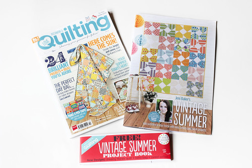 Love, Patchwork & Quilting - Issue 10
