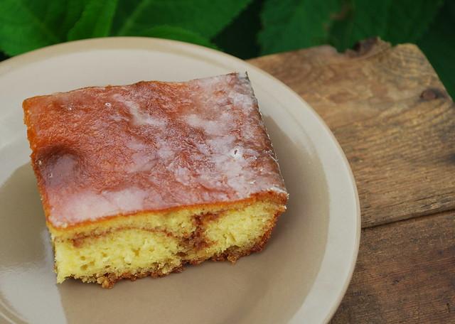 Honey Bun Cake 1