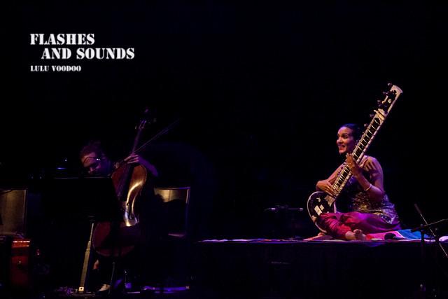 Anoushka Shankar en Barcelona