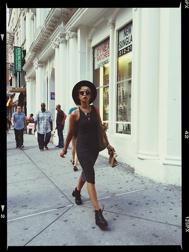 Street Fashion at Ace Hotel New York