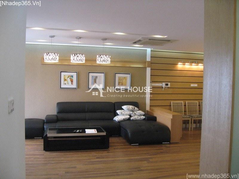 Thiết kế nội thất chung cư M5 - Hà Nội_42