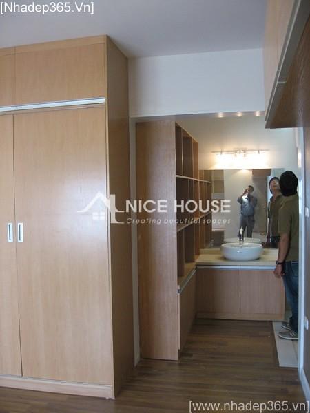 Thiết kế nội thất chung cư M5 - Hà Nội_03