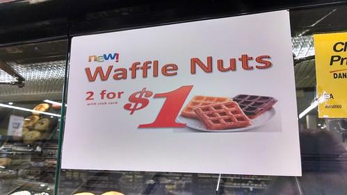 Waffle Nuts
