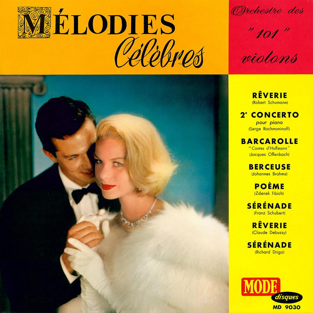 101 Strings - Mélodies Célèbres