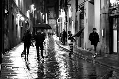 ITALY - B & W