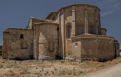 Monasterio de Santa María de Palazuelos. Corcos del Valle (Valladolid)